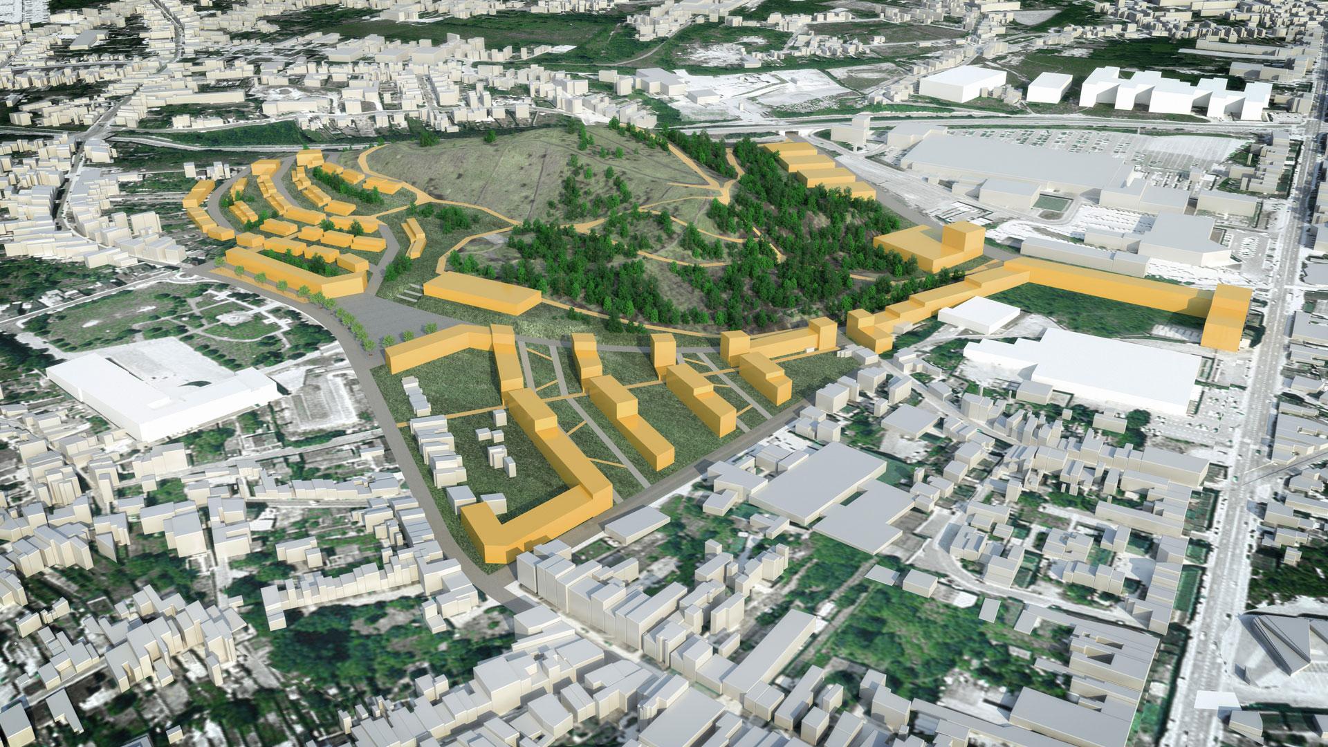 + de 300 hectares